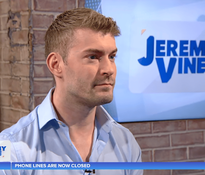 Appearance on Jeremy Vine on Channel 5 ​